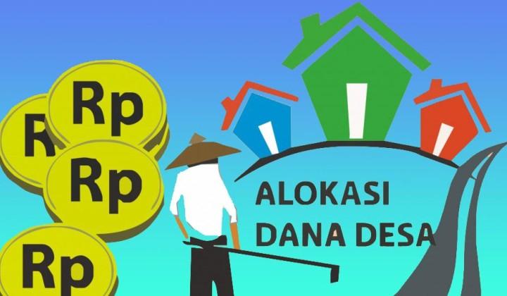 Bimtek Pengelolaan Keuangan Desa & Prioritas Dana Desa