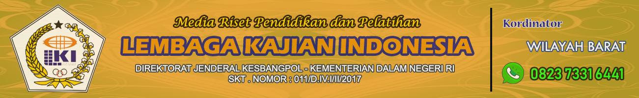 LEMBAGA KAJIAN INDONESIA
